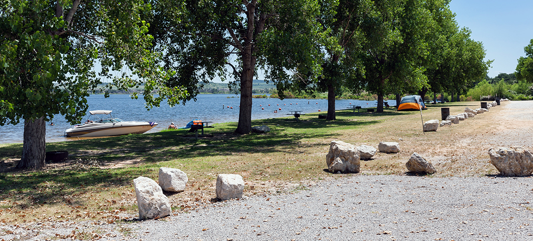 Possum Kingdom Lake's Bug Beach to close this weekend