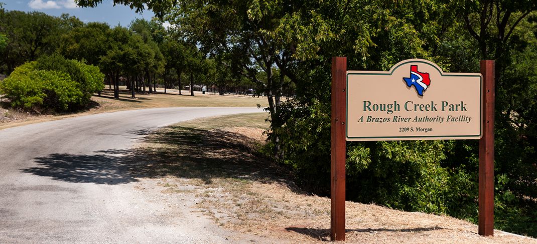 NEW UPDATE:  UPGRADES CONTINUE AT LAKE GRANBURY PARKS