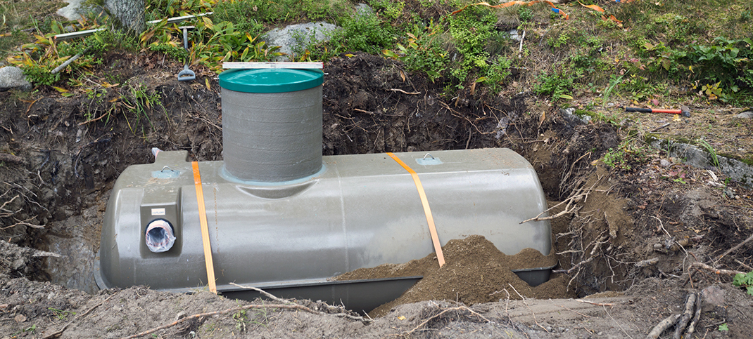 Your septic system could be making your family sick