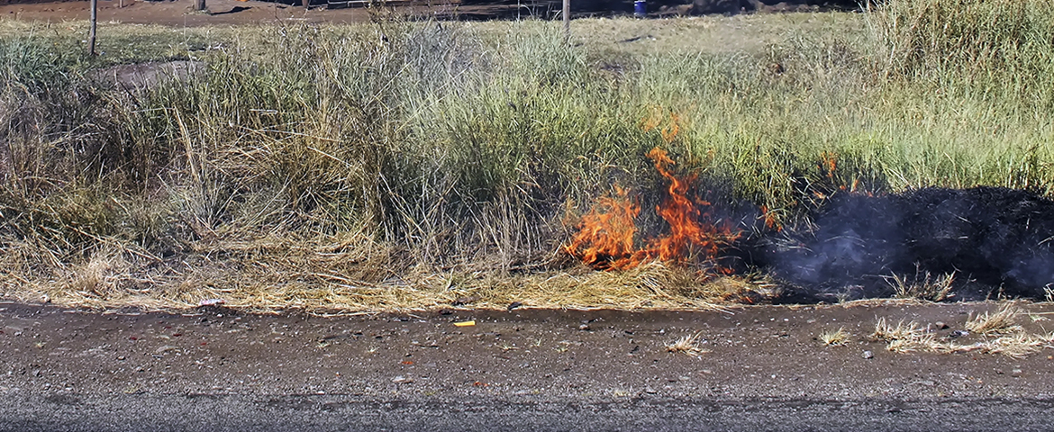 HEIGHTENED FIRE DANGER IN THE BRAZOS BASIN