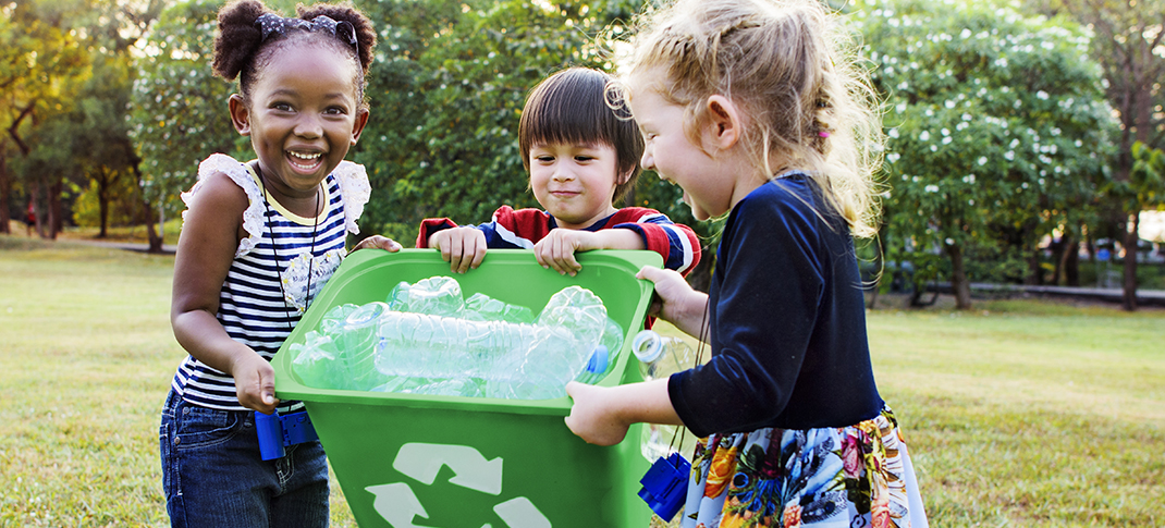 Help Protect Texas Water by Recycling
