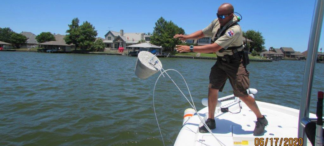 BRA increases hazard buoys at Lake Granbury
