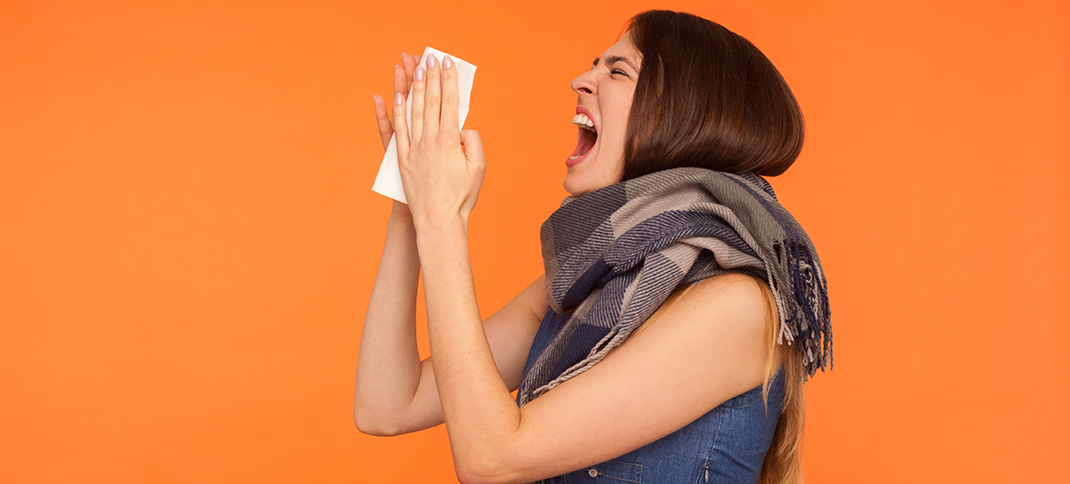 Can't Stop Sneezing? Blame It on Cedar Fever Season
