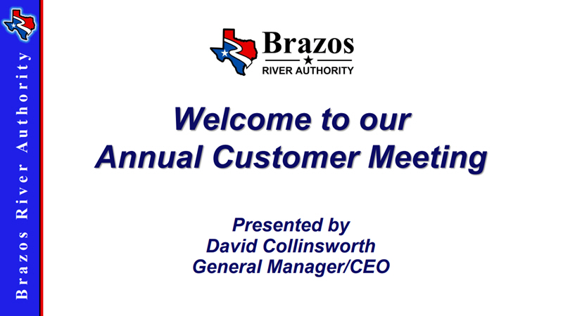 2019 Customer Meeting Presentation
