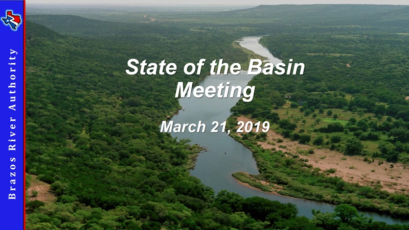 State of the Basin Meeting Presentation
